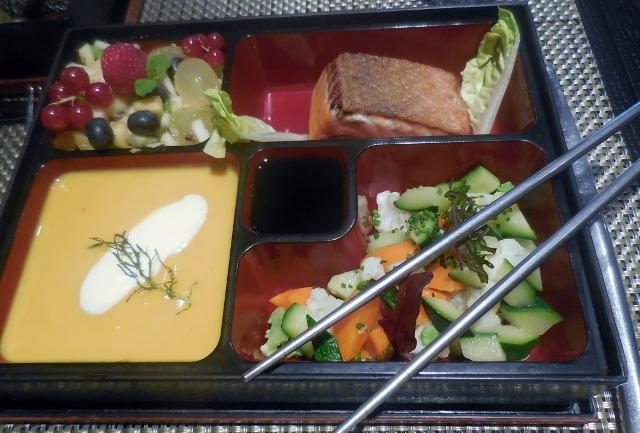 Restaurant  Winter Bentox Hôtel Edouard 7 (4)