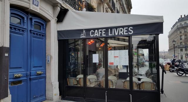 Le Café Livres (1)
