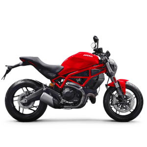 Ducati Monster chez Paris Nord Moto
