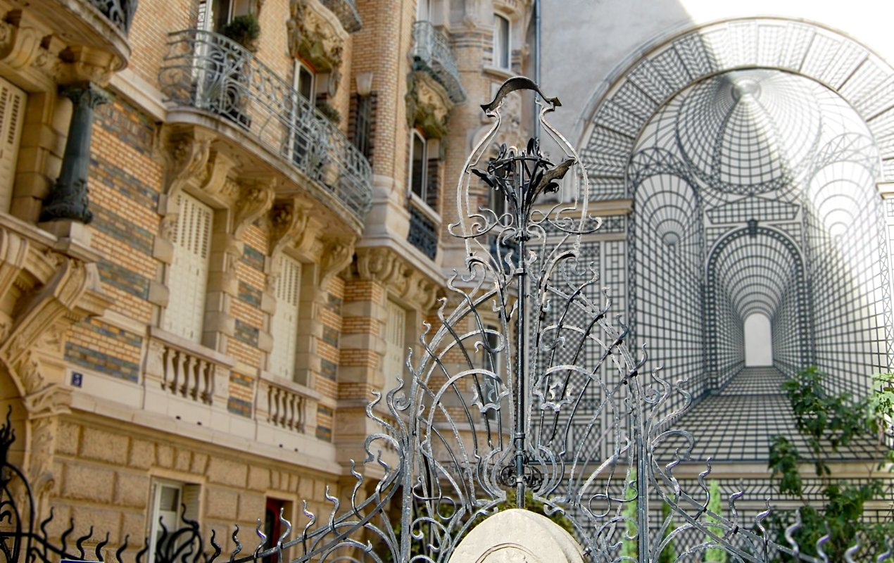 Art Paris Art Nouveau Architecture Tour In Paris Paris Perfect