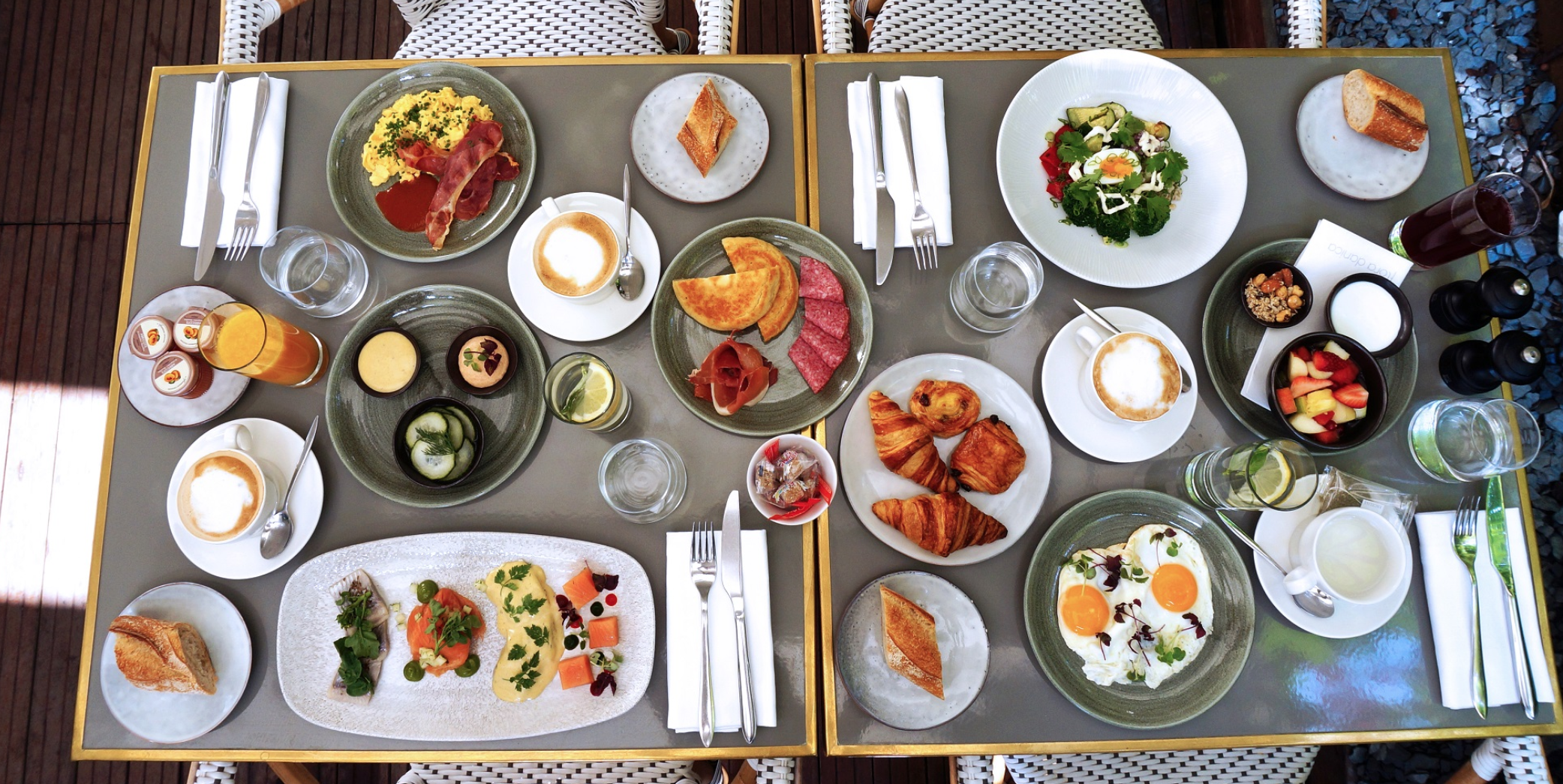 Brunch Paris Terrasse Les Meilleurs Brunch En Terrasse Paris Select