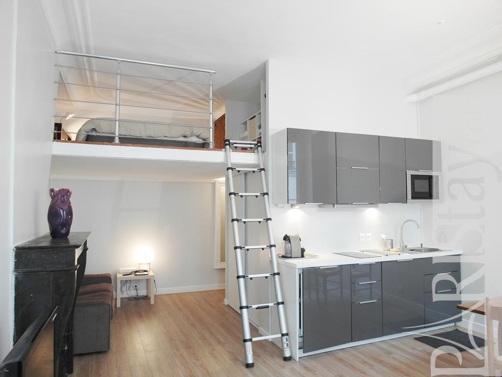 Amenagement Petit Garage Studio Apartments For Rent In Paris Victoire Louvre 75002