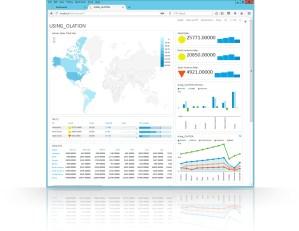 Leonardo Dashboard Data Visualizations Reports