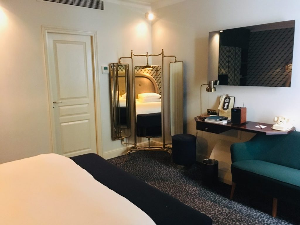 Hotel Pigalle Paris In Review The Grand Pigalle Hotel In Paris Paris Unlocked