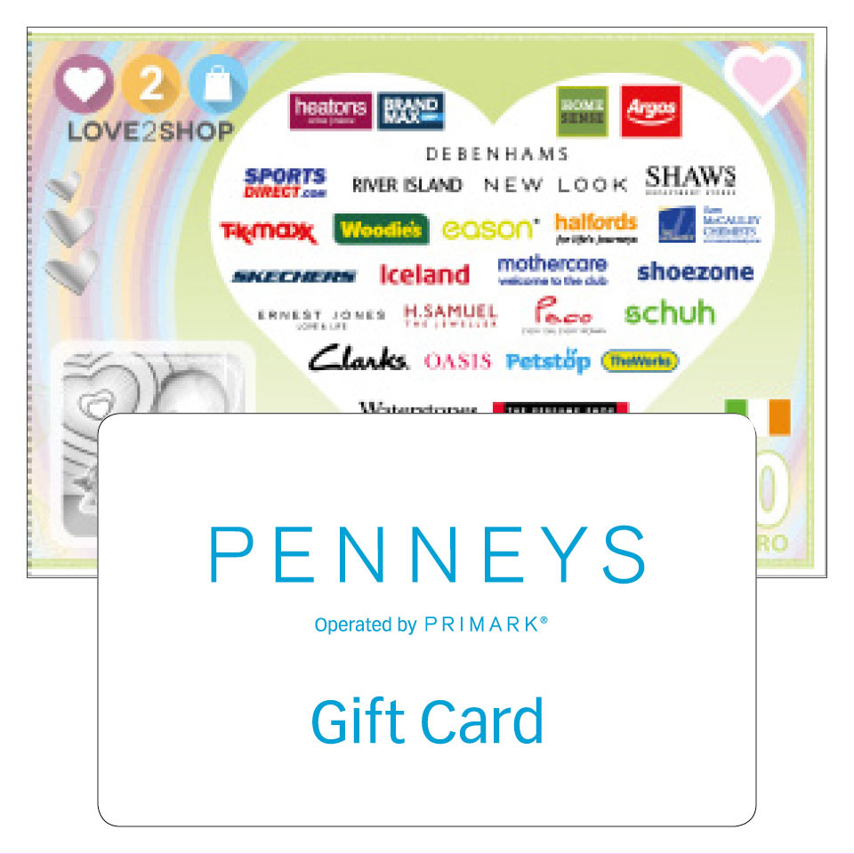 Schuh Okay Online Shop 450 Love2shop Vouchers Plus Penneys Combi Offer