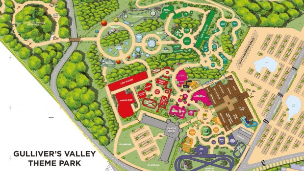 Outdoor Teppich Action Gulliver's Valley Resort In Rotherham - Infos