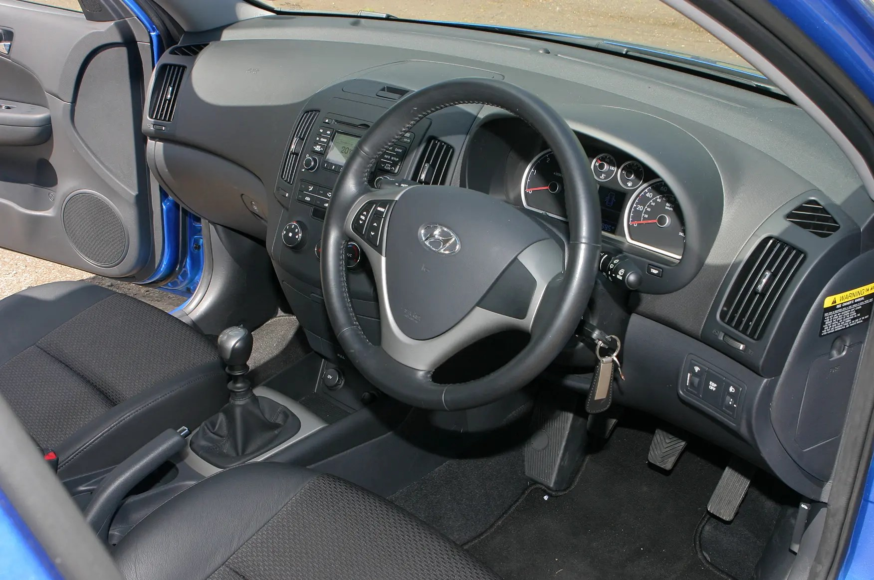 Hyundai I30 Wagon Interieur Used Hyundai I30 Estate 2008 2012 Review Parkers