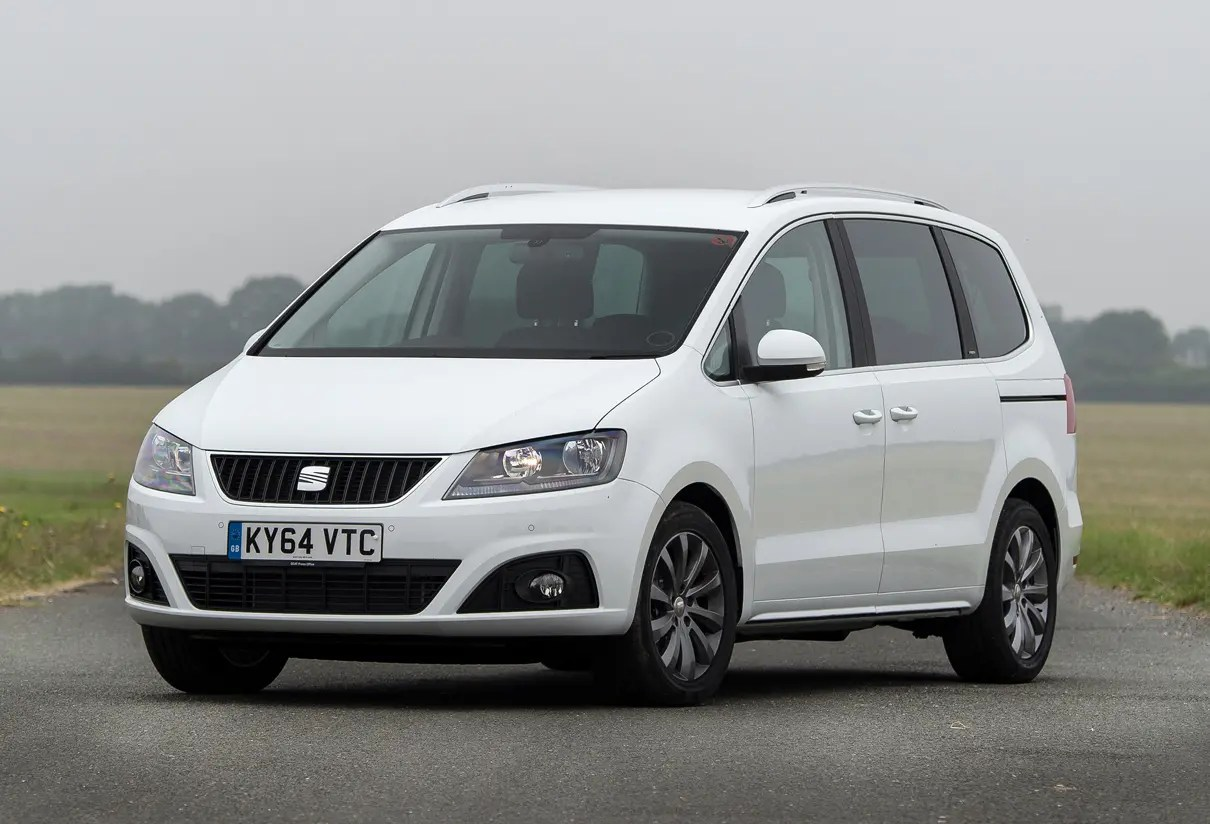 Seat Weiß Seat Alhambra Review 2019 Parkers