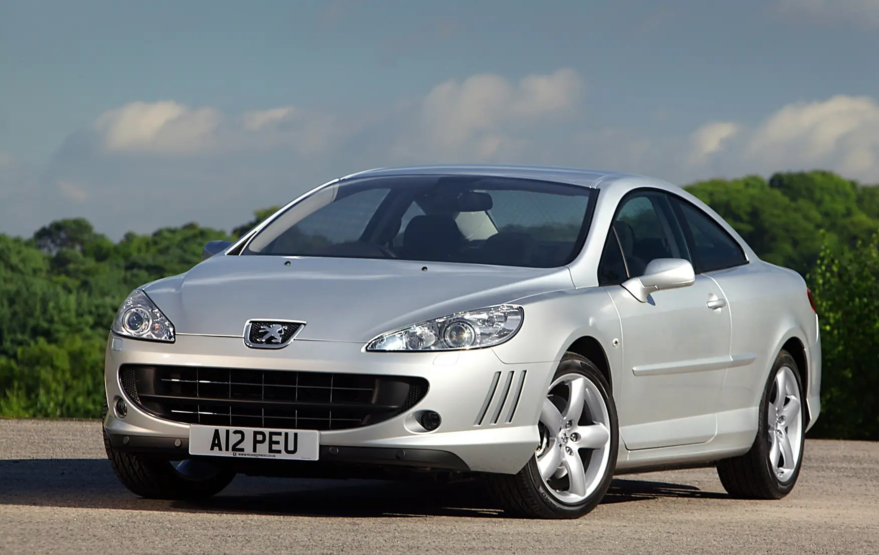 Coupe Peugeot Used Peugeot 407 Coupe 2006 2010 Review Parkers