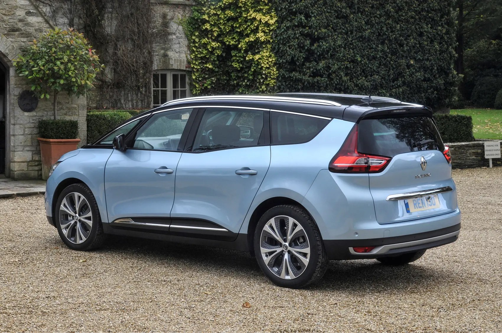 Grand Renault Grand Scenic Review Parkers