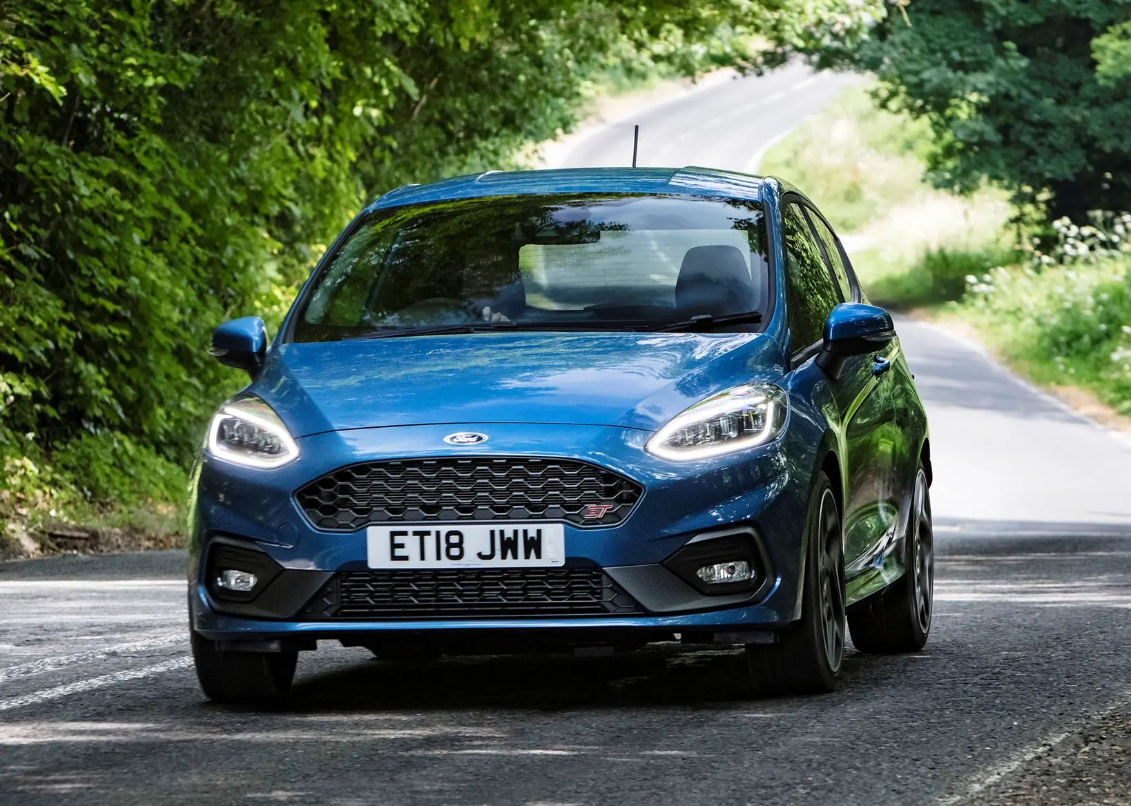 Ford Fiesta St Ford Fiesta St Review Parkers