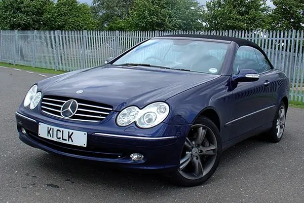 Mercedes-Benz CLK Cabriolet Review (2003 - 2009) Parkers