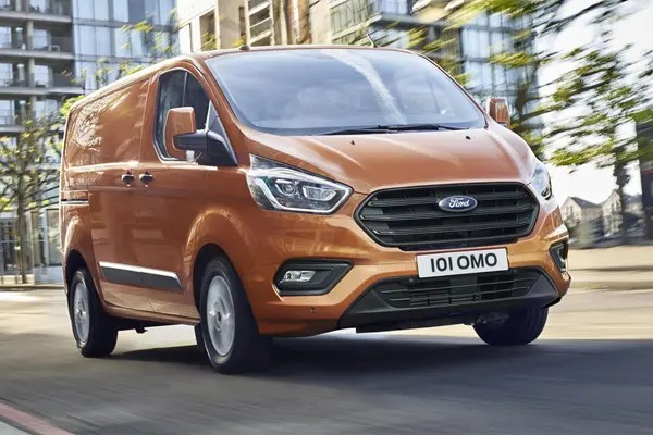 New Ford Transit Custom for 2018 \u2013 info and pictures of facelift for
