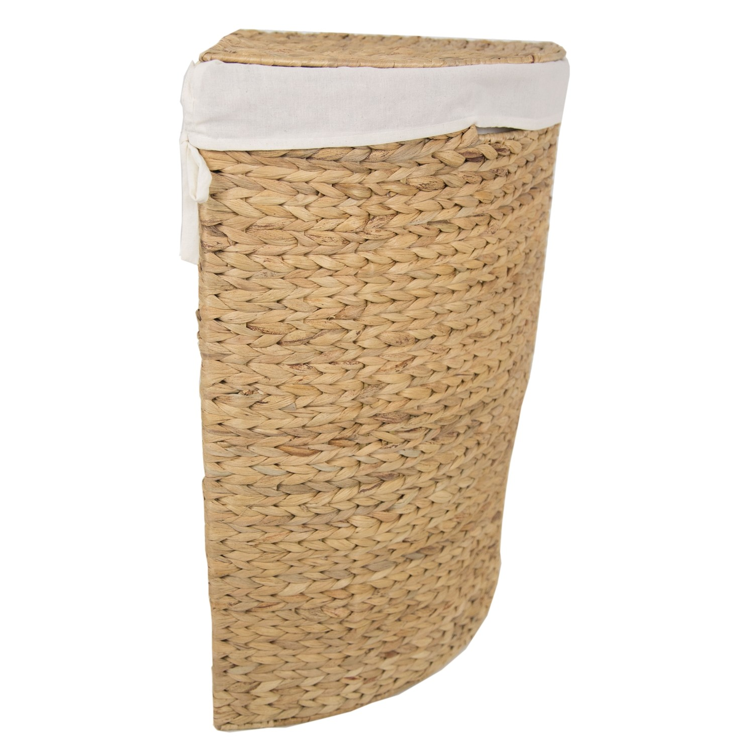 Corner Laundry Corner Laundry Bin Small Natural