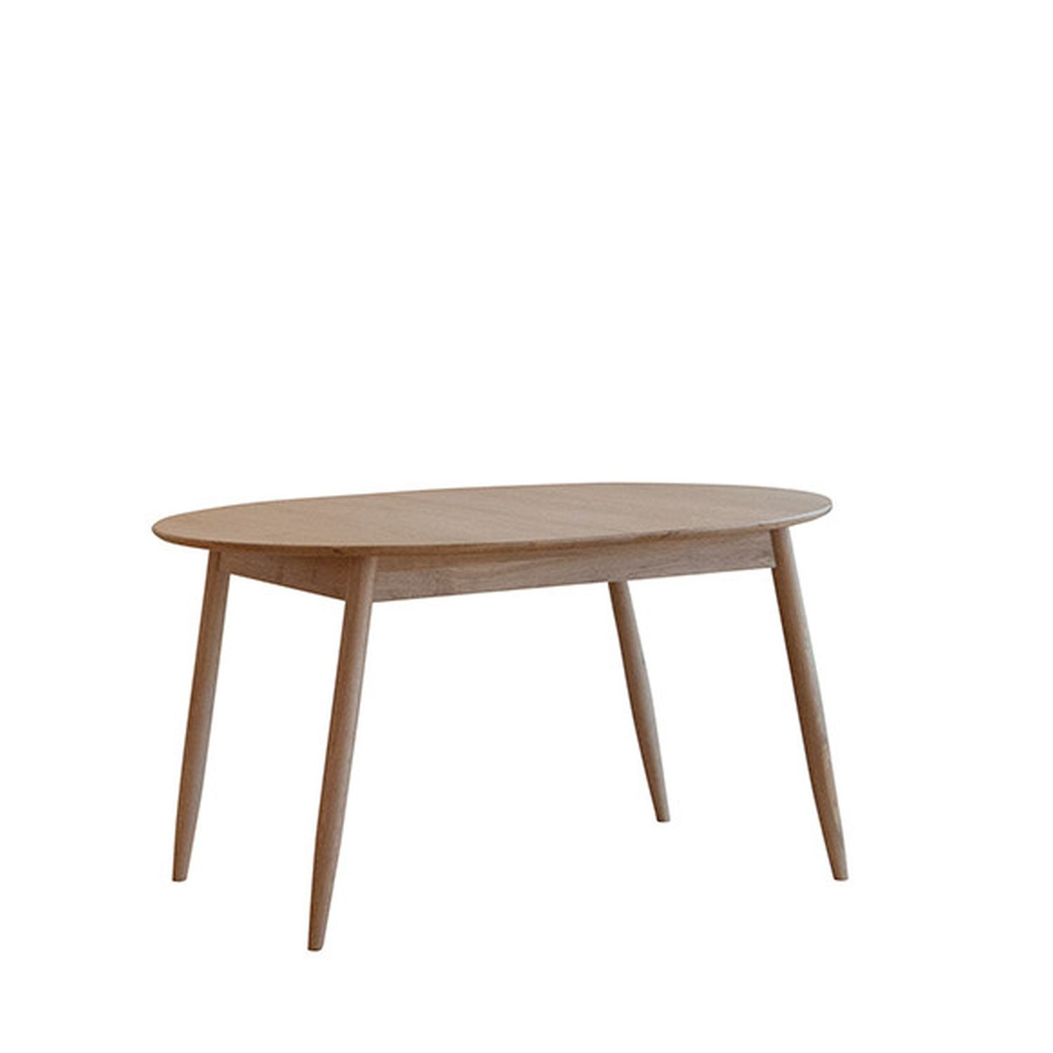 Small Extension Dining Tables Ercol Teramo Small Extending Dining Table