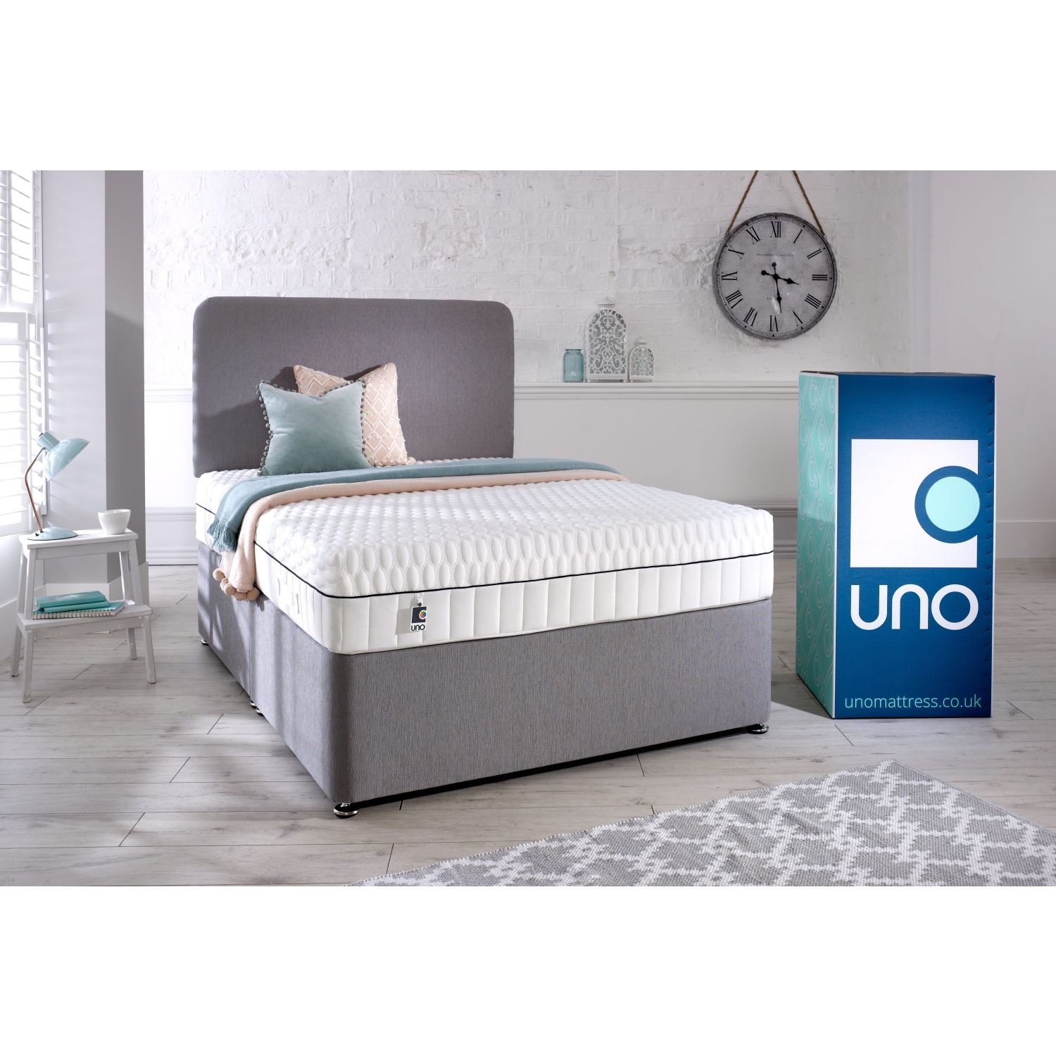 Breasley Mattress Review Breasley Uno Breathe Boxed Mattress Double