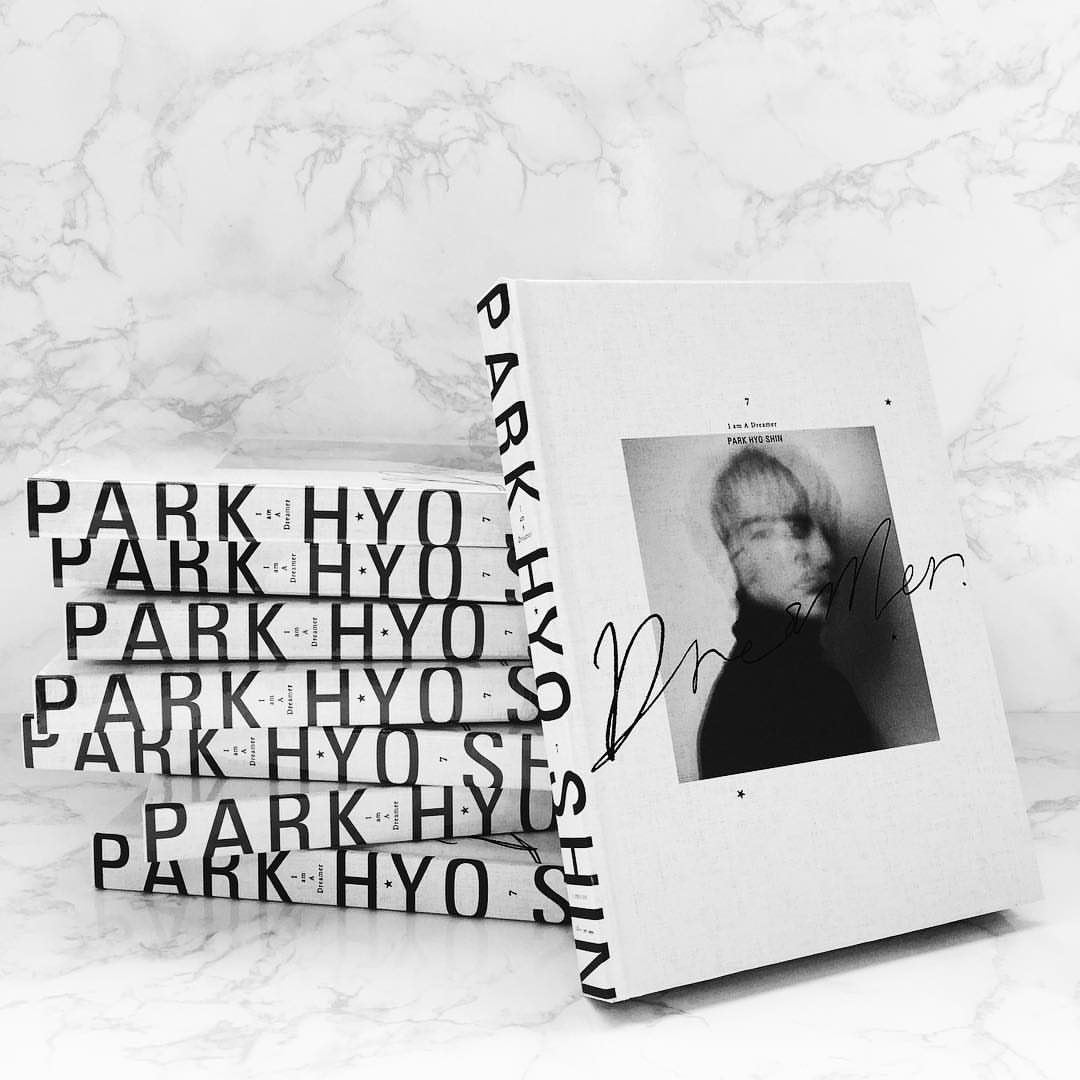 Park Hyo Shins 7th Album I Am A Dreamer Review By IZM Neo Music Community Planet
