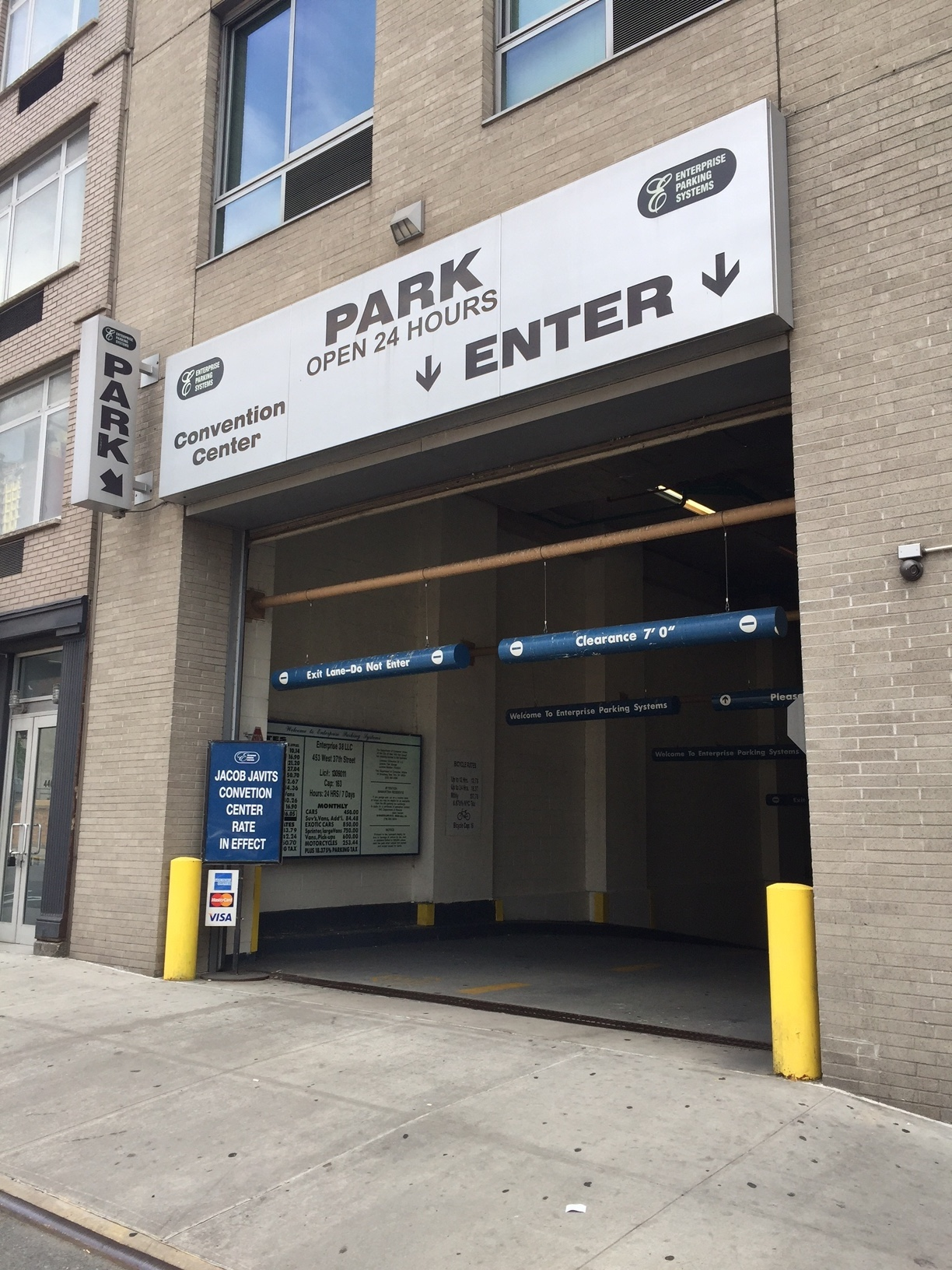 East Garage The Q Guaranteed Best Parking Spot Locations