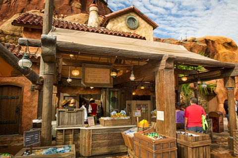 'Better for You' Goodies Continue to Expand in Walt Disney World Resort Theme Parks