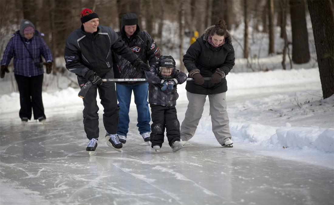 Photo Essay Winter In Ontario Parks