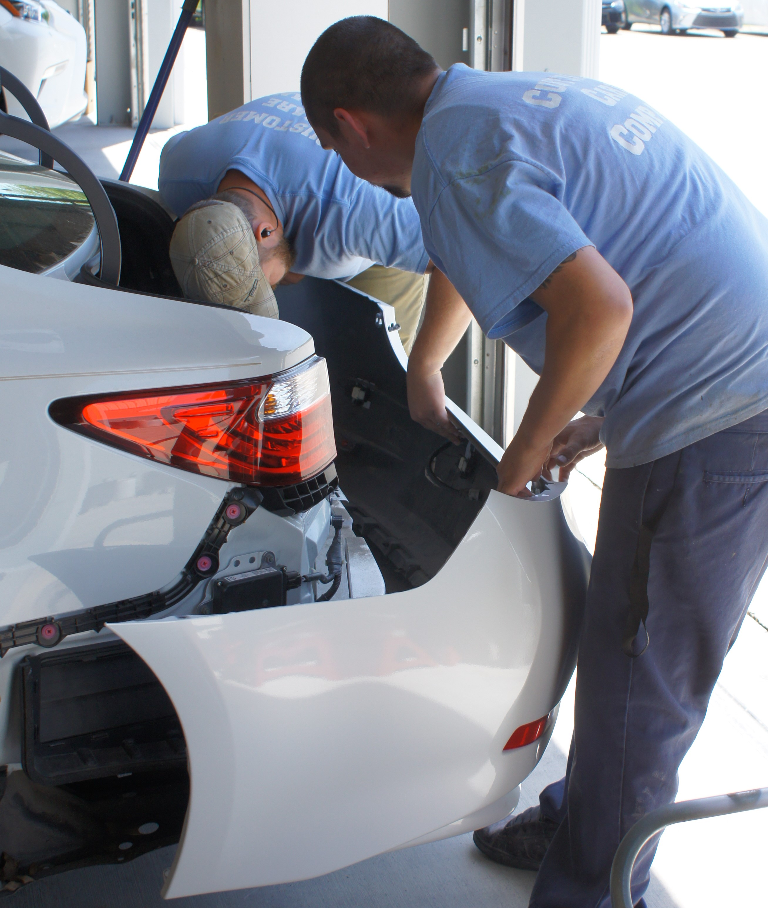 Bumper Repair Knoxville S Bumper Repair Experts Parkside Detail And Accessories