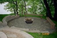 Brick Patio Designs | Casual Cottage