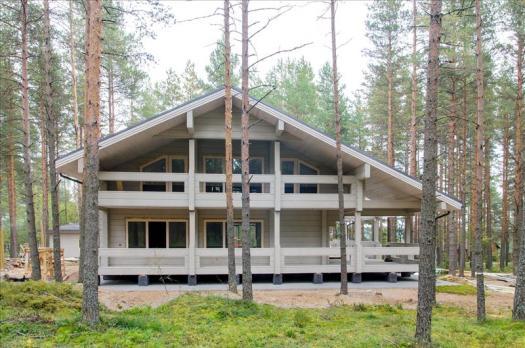 Деревянные террасы