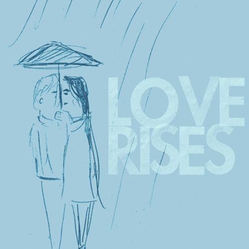 4. love rises pochette