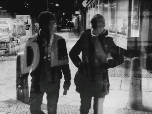 Johanna et Teo à Berlin