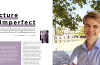 Parliament Street's Danny Bowman in Attitude Magazine