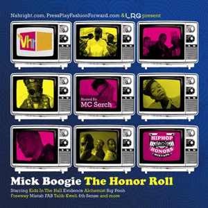 mick boogie honor roll