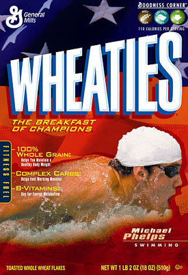 WHEATIES OLYMPICS