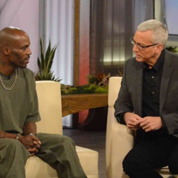 Dmx talks redemption with Dr. Drew, via BET