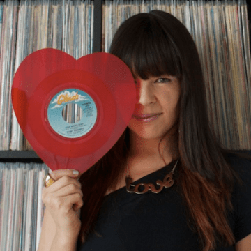 DJ Eko hearts you with her Parlour Jam!