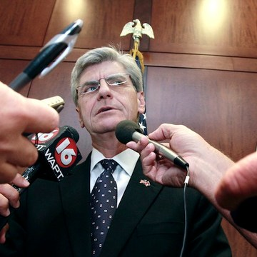 Mississippi Governor, Phil Bryant