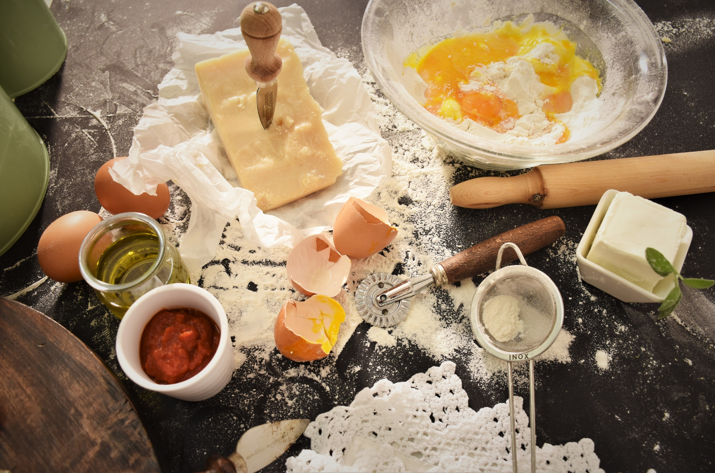 Cucina Della Rosa Cooking School At School Of Taste A Cooking Lesson In Parma To Learn The Secrets