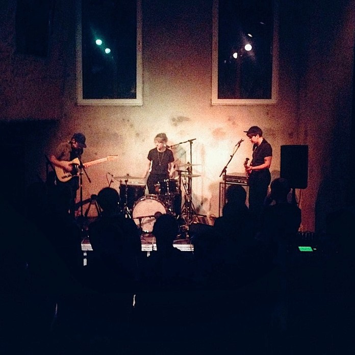 «Radula» from Stockholm played in Berlin's formerly squatted club «Ausland» in Prenzlauer Berg