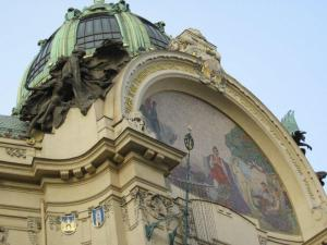 Muncipal House Smetana Concert Hall