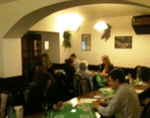 End game in Prague Shithead League