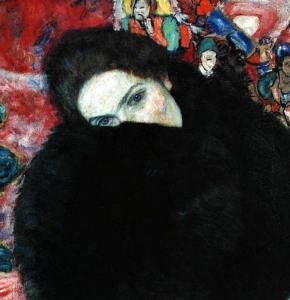 Klimt painting, considered lost, unveiled at National Gallery