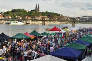 Prague souping among food festivals