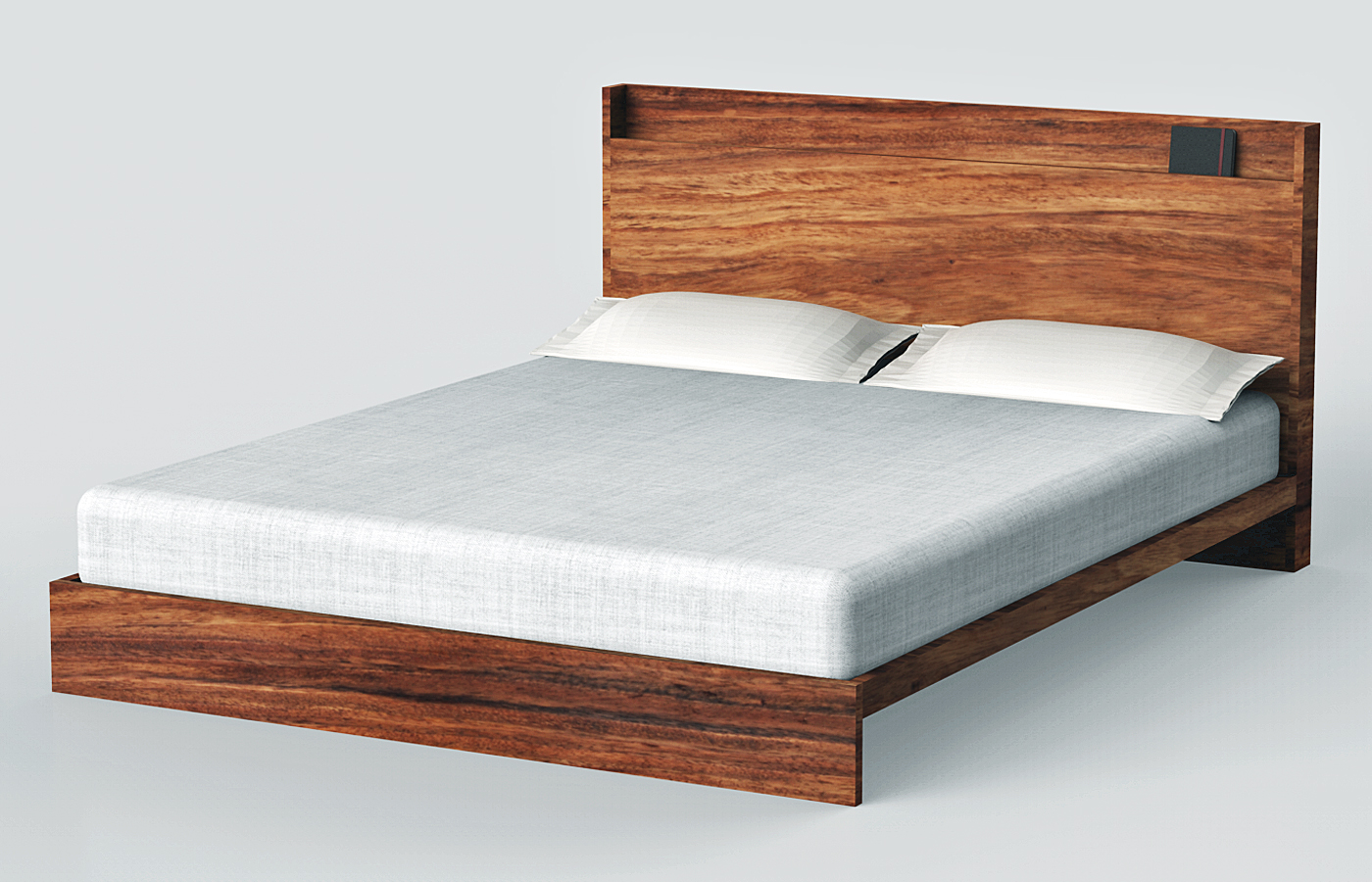 Cheap Wooden Bed Frames Custom Wooden Beds Headboards Parota Modern Designs Mexico
