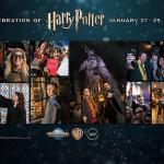 A Celebration of Harry Potter regresa por cuarta vez