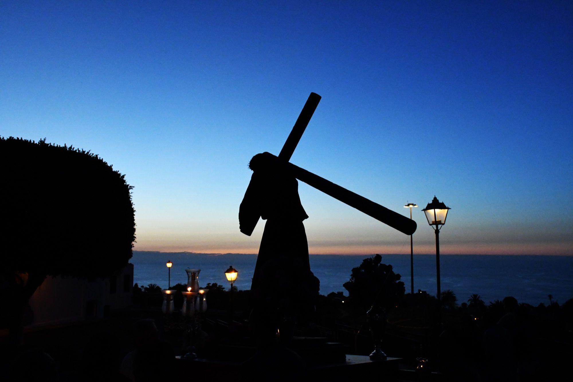 Procesión Semana Santa Santa Ursula