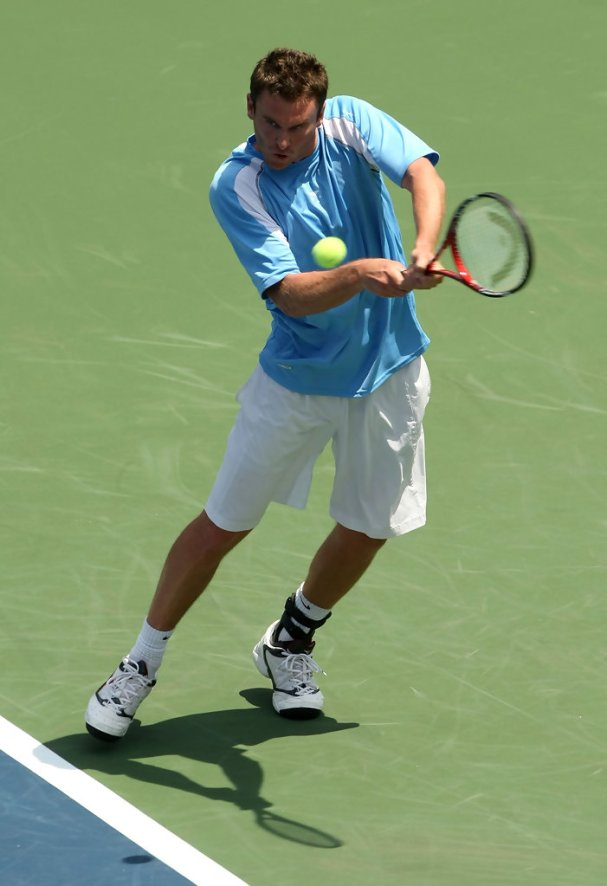 Zack achieved a career high of #127 on the ATP world tour. I had the privilege of spending time with him at the US Open and Australian Opens as a coach. Zack is currently the Chief Operating Officer of Shark Wheel based in California.