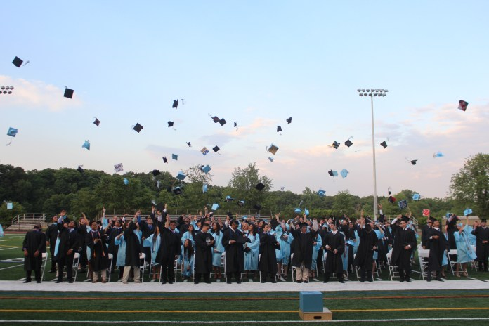 256 Graduate From Parsippany Hills High School