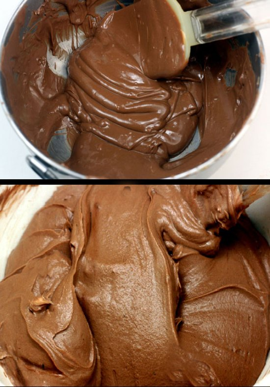 Chocolate Cream Cheese Mousse
