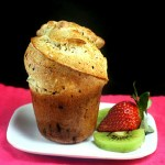 Mile-High Chocolate Flecked Popovers