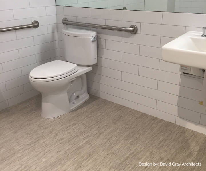 Your Guide To Commercial Bathroom Flooring