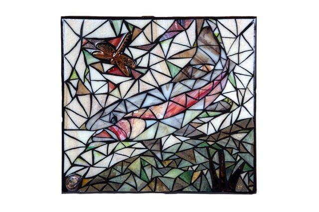Delcia Litt - Mosaic Artist